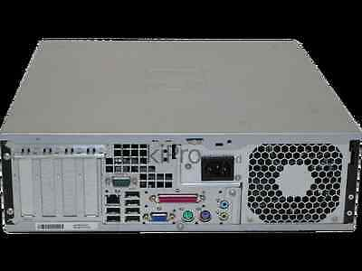 HP dc7800 Silver Intel core2duo 2.33ghz 2.0 ram 80ghdd winxp pro lot of 10 pcs