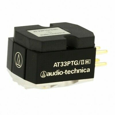 Audio Technica AT 33 PTG II MC Moving Coil Tonabnehmer / Cartridge