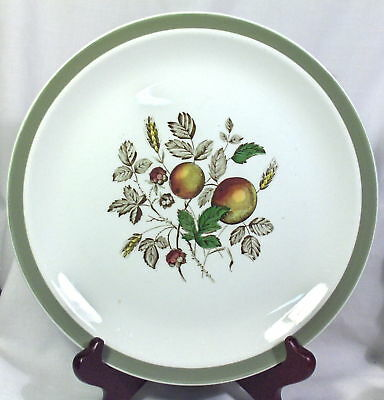 "PRETTY ALFRED MEAKIN ""HEREFORD"" DINNER PLATE"