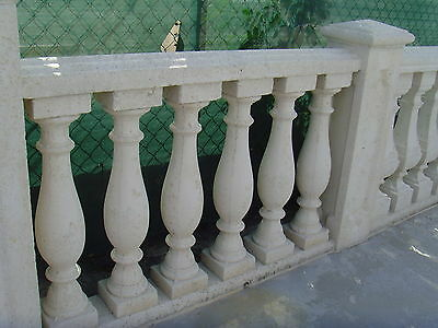 Keystone Balustrade / Balusters And Handrail Super Strong