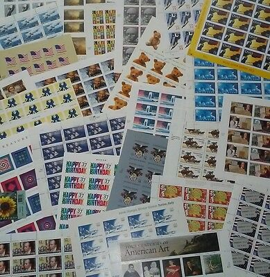 New 160 Assorted Mixed Designs 29¢, 32¢, 33¢, 34¢, 37¢, 39¢, 41¢ & 42¢ US Stamps