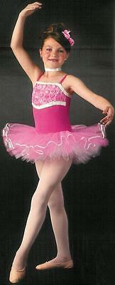 LaFlamme de Paris Dance Dress Ice Skating Costume Child Small Clearance 16 Avail