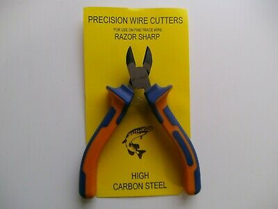Pike / Sea: Wire Trace Cutters - Razor Sharp