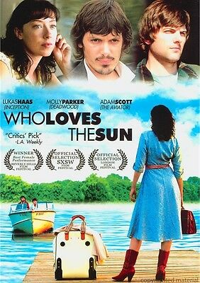 Who Loves the Sun (DVD, 2011) - NEW