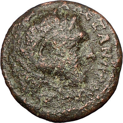 ALEXANDER III the GREAT Rome-Era Olympic type Games Coin NIKE Horses  i24939