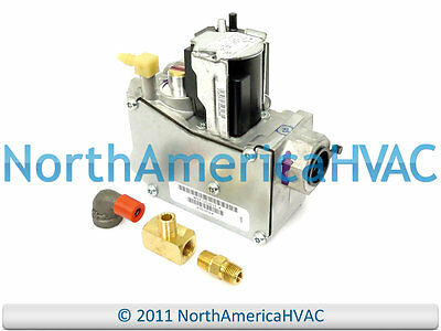 Carrier Bryant White Rodgers Furnace Gas Valve EF32CW204 EF32CW204A 36F24 210