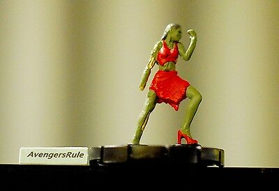 HorrorClix 045 Sorority Zombie Veteran Base Set