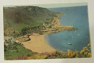 Channel Islands - Jersey - St Aubin - Old Postcard