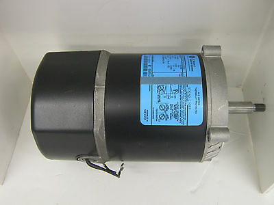 General Electric Single Phase Capacitor Start, Jet Pump Motor CAT#C1087