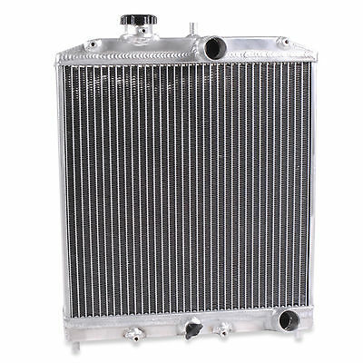 Aluminium High Flow Race Radiator For Honda Civic B16 B18 D16 D15 Vtec Si 92-95