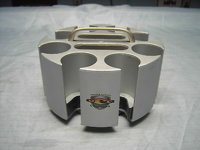 ORANGE COUNTY CHOPPERS poker chip caddy