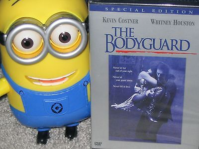 The Bodyguard (DVD, 2005, Special Edition) WHITNEY HOUSTON KEVIN COSTNER