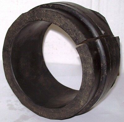 Hydro-Craft Rubber Split Bushing Insert for Pipe Clamps G-72-56P Lot of 2 Each