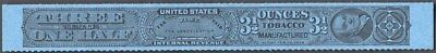 Tobacco Strips Taxpaid Stamp Springer TG1109a