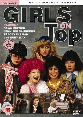 Girls On Top: The Complete Series - DVD NEW & SEALED - French and Saunders