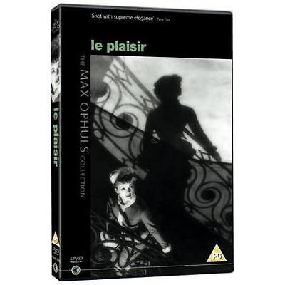 Le Plaisir - DVD NEW & SEALED - The Max Ophuls Collection