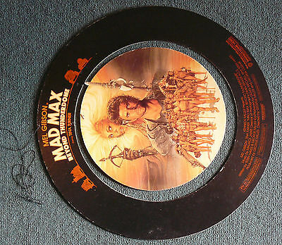 Mad Max Beyond Thunderdome 1982 Hanging Mobile Pop Up Promotional Standee