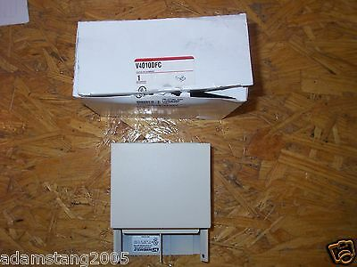 new WIREMOLD WIRE MOLD V4010DFC END FITTING IVORY 2 COMPARTMENT 4000 RACEWAY