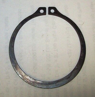 pack Of 5 Ring-retaining .562 Truarc #5005 In 53503 By Greenlee Vwu