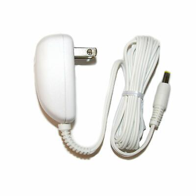 NEW~Fisher Price Replacement 6V SWING AC ADAPTOR Power Plug Cord WHITE