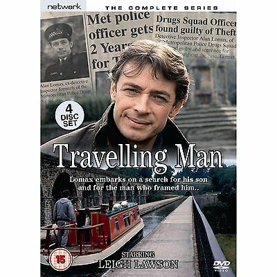 Travelling Man: The Complete Series - DVD NEW & SEALED (4 Discs) - Leigh Lawson