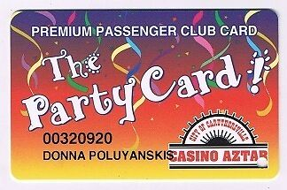 Casino Aztar Casino Slot Party Card Caruthersville Mo
