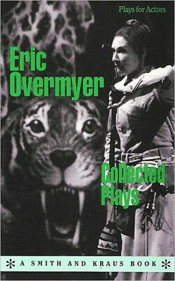 Collected Plays - Eric Overmyer - Hardcover