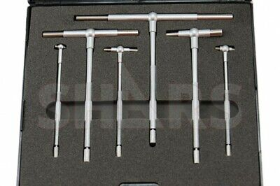 "SHARS 5/16""-6"" Telescoping Gage Set NEW"