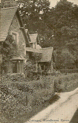 WOODHOUSE EAVES( Leicestershire) : Cottages