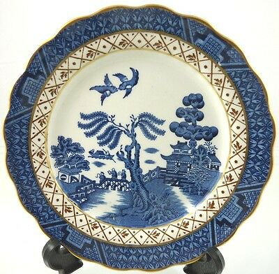 Real Old Willow A8025 Bread & Butter Plate By Booths England