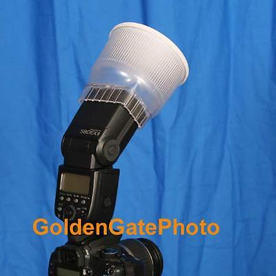New Lambency Flash Diffuser For Canon 550/580Ex P4