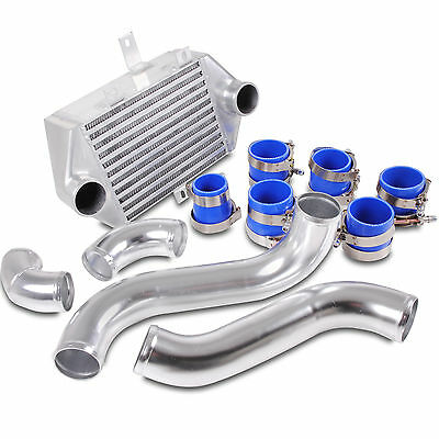 New Toyota Mr2 Sw20 3Sgte Turbo 90-99 Side Mount Aluminium Intercooler Kit Smic