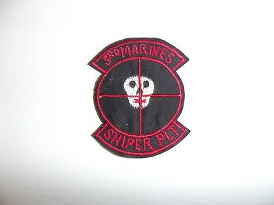b0699 US Army Sniper School  patch War on Terror IR18A