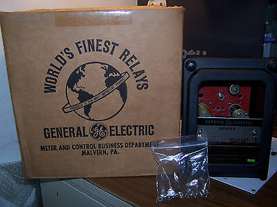 New General Electric Time Overcurrent Relay 12Ngv19A2A