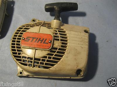 Oem Working Recoil Rewind Starter Complete [1121 080 1005] For Stihl 024 026