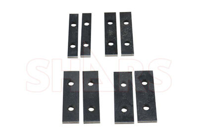 SHARS 8 Pcs Thin Parallel Angle Block Set NEW