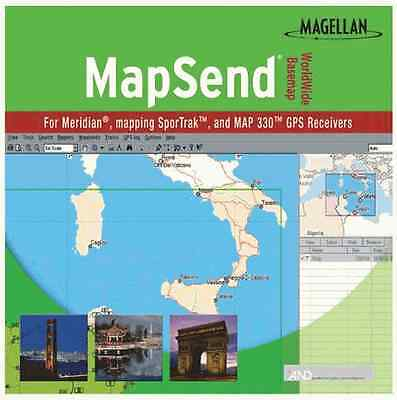 mapsend bluenav europe v1 00 FULL Version download