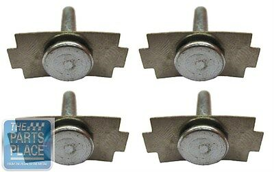1964-81 GM Cars Factory Clip Studs - Rear Speaker Mount - Set of 4