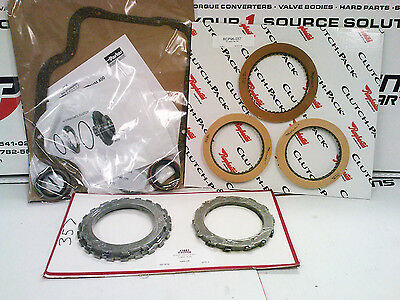 TH400 Turbo 400 Transmission Master Rebuild Kit 1965 and UP GM