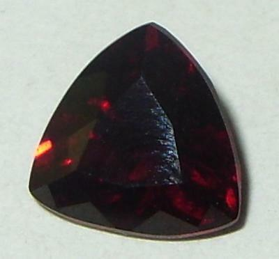 2.65ct VALUABLE ZAMBIAN ORANGE RED SPESSARTINE GARNET