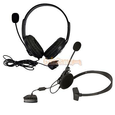 New Small Big Live Headset With Microphone Mic For Xbox 360