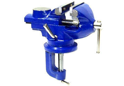"2""  Swivel  Bench Vise Clamp With Anvil Vice Hobby  Tool Table Vise type 50mm"