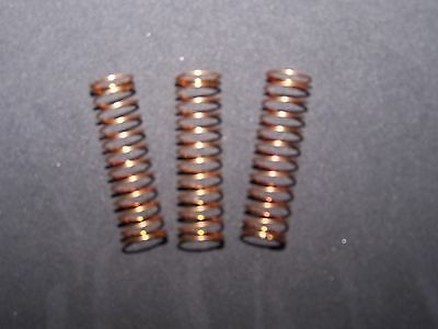 Courtois Cornet Valve Springs Set Of 3