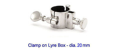 Clamp On Lyre Box For Tuba Or Euphonium
