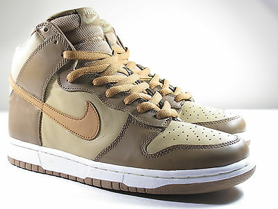 a3afbea91b Ds Nike 2002 Dunk Maple Hay 10 Sb Denim Supreme Safari Lucky London Vintage  Rift