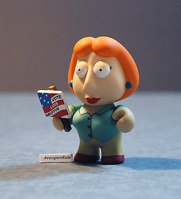 Family Guy KidRobot Mini Figures Lois Griffin 2/16 Rarity