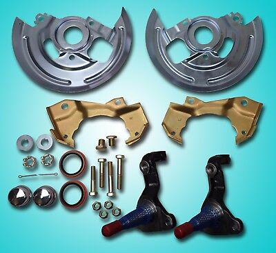 1967 1968 1969 camaro firebird  nova front disc brake conversion hard parts kit