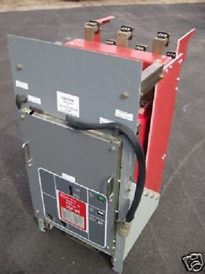 CH/Westinghouse Vacuum Breaker VCP-WR 4.76kV Cutler Hammer 50VCP-WR250 1200A 5kV