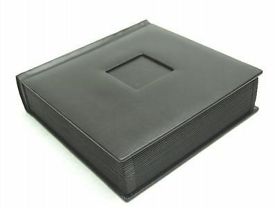 Professional 10x10 black Wedding Photo Album With 24 Mats  (Engraving Available)