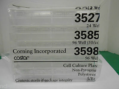 Costar 24 Well Cell Culture Cluster #3527-Par 5/bag, 60/case